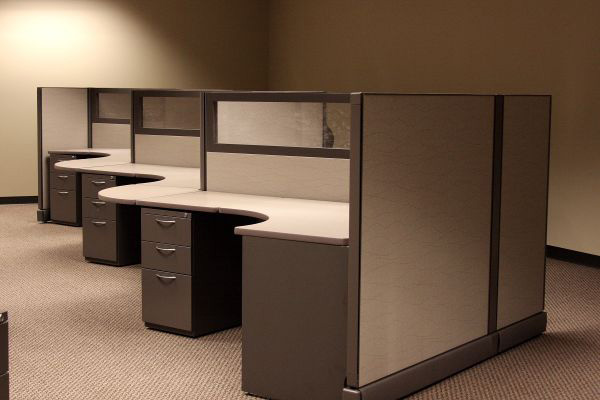 Herman Miller A02 Workstations